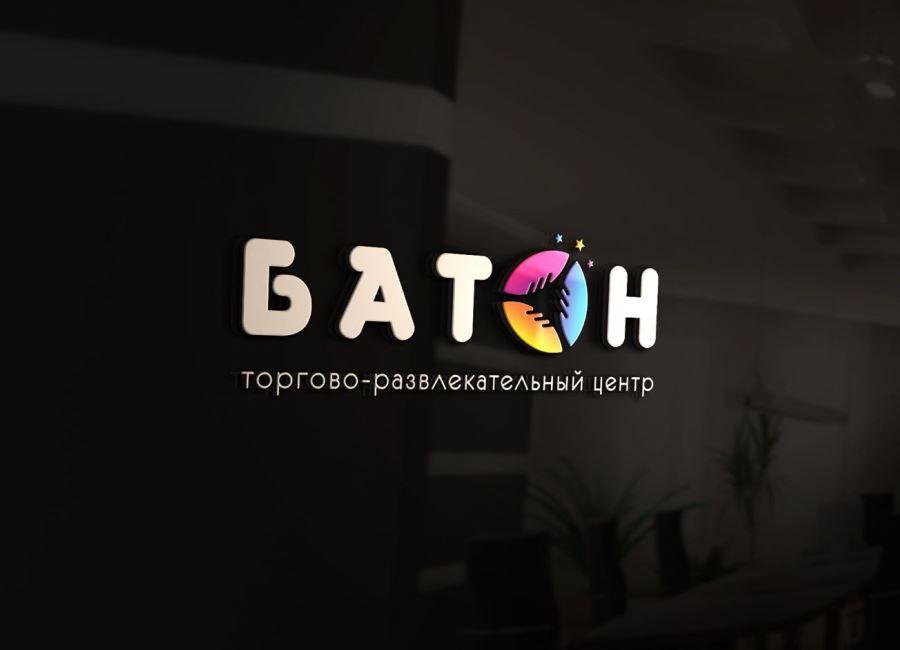 Торгово-развлекательный центр Батон - логотип