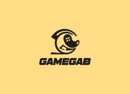 Gamegab - логотип для онлайн проекта