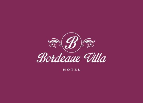 Bordeaux Villa - логотип для отеля
