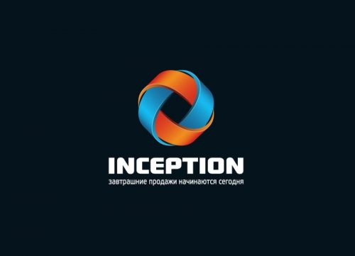 Inception - логотип маркетингового агентства