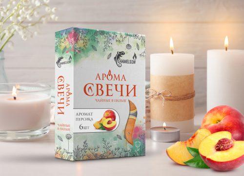 Упаковка для свечей